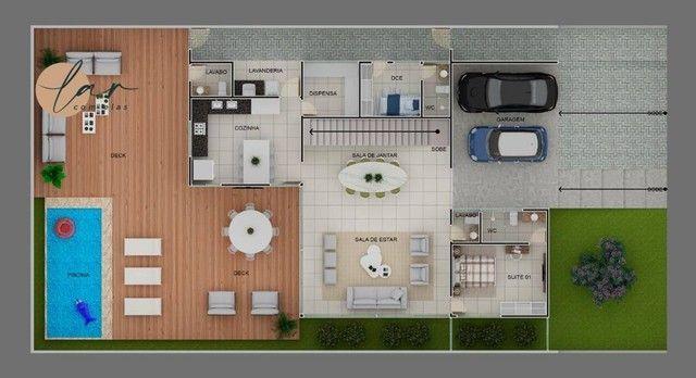 Casa com 4 dormitórios à venda, 357 m² por R$ 1.800.000,00 - Altiplano - João Pessoa/PB - Foto 3
