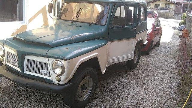 Vendo Ford rural 1973 aceito proposta e te chame watz 48 991745 - Foto 4