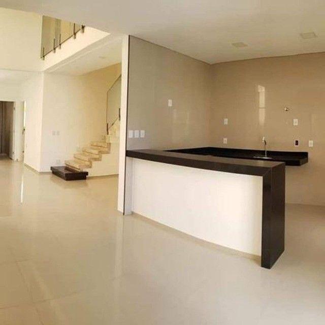 Casa com piscina em rua privativa, casa nova nunca habitada #ce11 - Foto 10