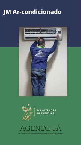 Limpeza de ar condicionado 80,00 reais - Foto 2