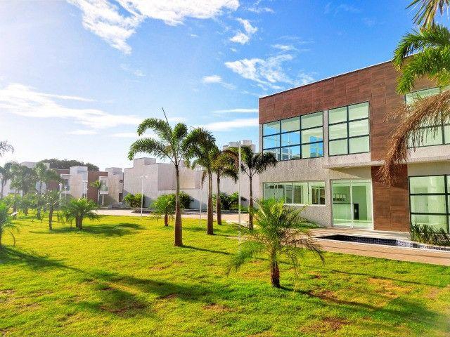 Casas Duplex com 3 quartos e lazer completo no Eusébio - Foto 12