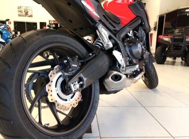 Honda CB 650 parcelado  - Foto 2