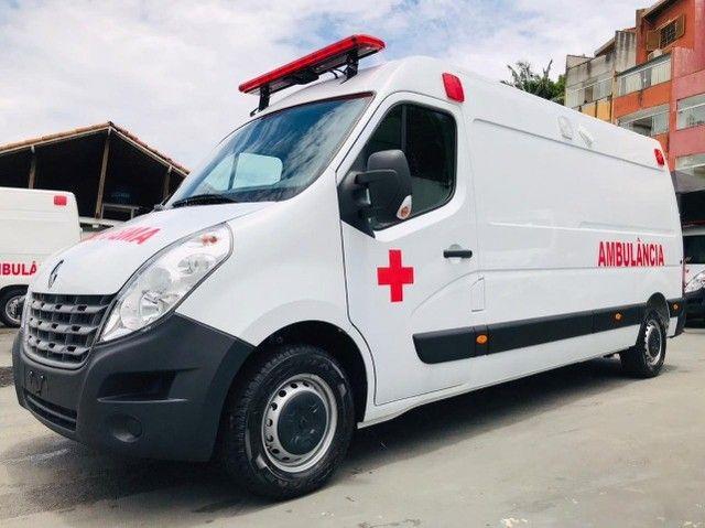 Renault Master Ambulância L3H2 UTI - Foto 3