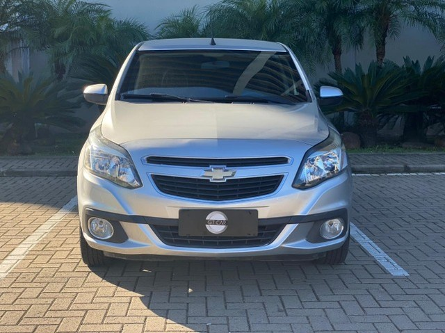 Chevrolet Agile 1.4 flex ltz - financia 100% Bom pra Uber - Foto 2