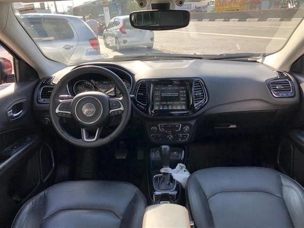 Jeep Compass  2.0 Limited (Aut) (Flex) FLEX AUTOMÁTICO - Foto 6