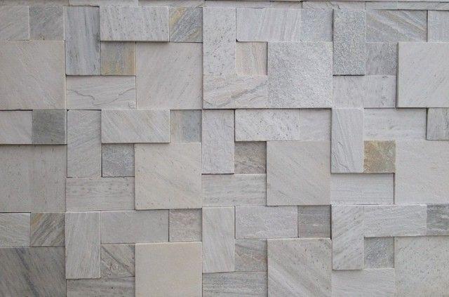Mosaico de Pedra São Tomé Variado 3D Revestimento Natural Promoção DoMeuGosto  - Foto 2