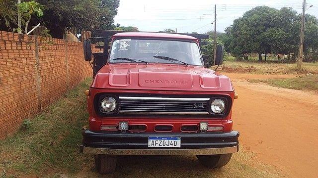 Chevrolet d60 carroceria toco