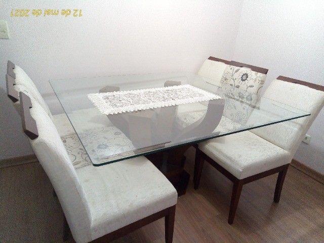 Mesa 8 cadeiras - Foto 2