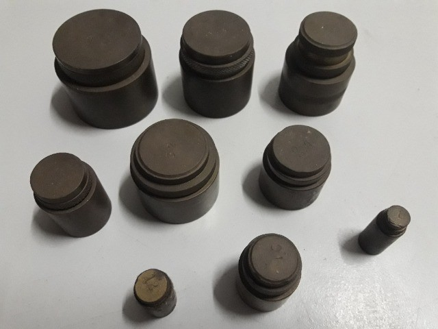 Matriz para forrar botões- Diversos