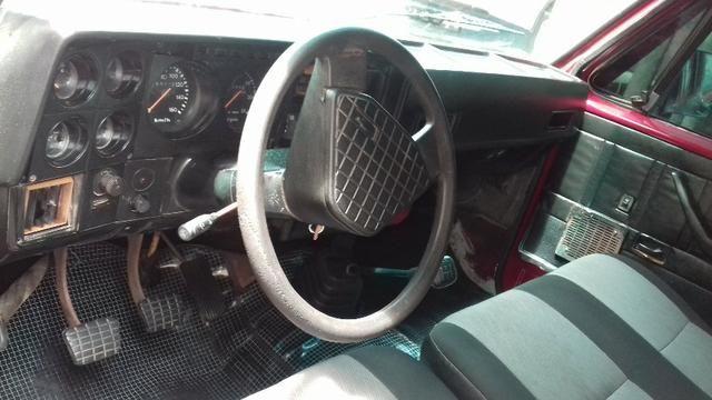 Gm - Chevrolet D-20 ano 91 motor perkin - Foto 2