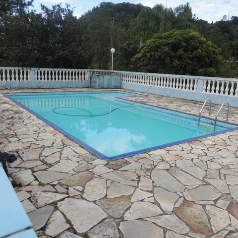 Chacara com piscina e lago - Foto 18