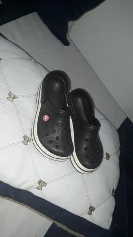 9407159414e Galocha oncinha n. 35 - Roupas e calçados - Funcionários
