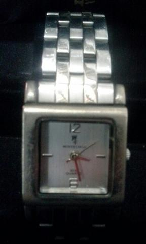 2b37508d03c Relógio Feminino Monte carlo - Bijouterias