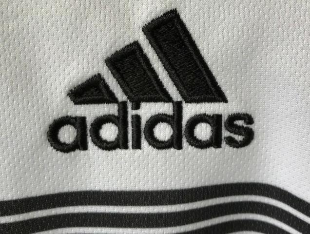 Camisa Seleção Alemanha Home 2018 s n° Torcedor Adidas Masculina - Branco -  Original 09e4e0984df