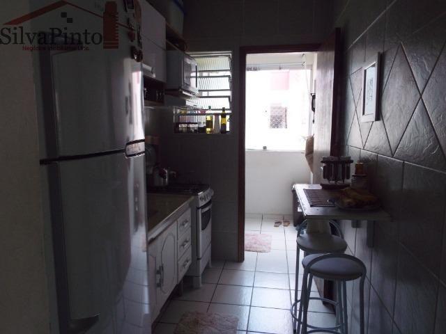 Código 789 - Excelente Apartamento de dois Dormitórios, ao lado do Super Mercado Nagumo no - Foto 12