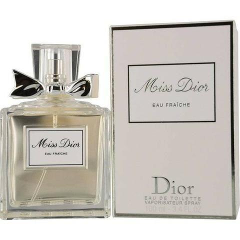 7ac31e59c08 Perfume Miss Dior Eau Fraiche Feminino EDT 100ml Lacrado - Beleza e ...
