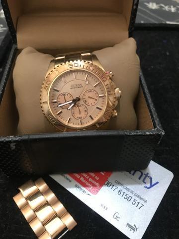 f0117ff3353 Relógio Feminino Guess original - Bijouterias