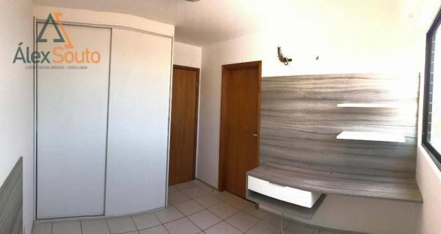 Apartamento com 3 dormitórios à venda, 126 m² por r$ 680.000 - jatiúca - maceió/al - Foto 8