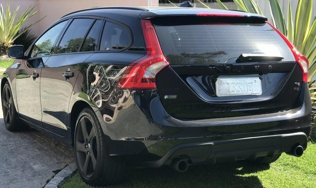 Volvo V60 T6 Rdesing 6cc Turbo 304cv Impecável - Foto 12
