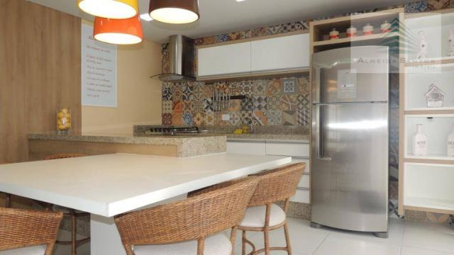 Apartamento à venda, 47 m² por r$ 265.000,00 - pinheirinho - curitiba/pr - Foto 15