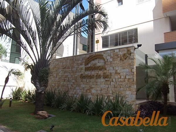 Apartamento  com 3 quartos no Ed Canela - Bairro Setor Bueno em Goiânia - Foto 3
