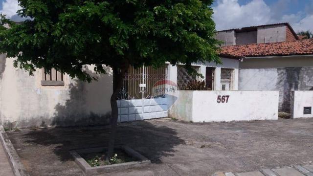 Casa com 3/4 à venda, 160 m² por r$ 280.000 - passagem de areia - parnamirim/rn