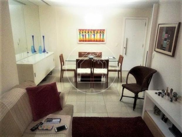 Apartamento à venda com 2 dormitórios em Leblon, Rio de janeiro cod:862652 - Foto 5