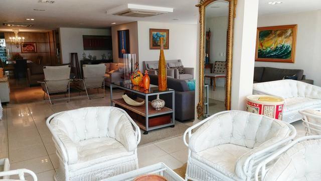 Edifício Salmar Beira Mar Alto Padrão com 3 Suítes , 3 Vagas e 379m3 +DCE Jatiúca - Foto 2
