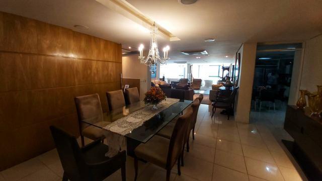 Edifício Salmar Beira Mar Alto Padrão com 3 Suítes , 3 Vagas e 379m3 +DCE Jatiúca - Foto 12