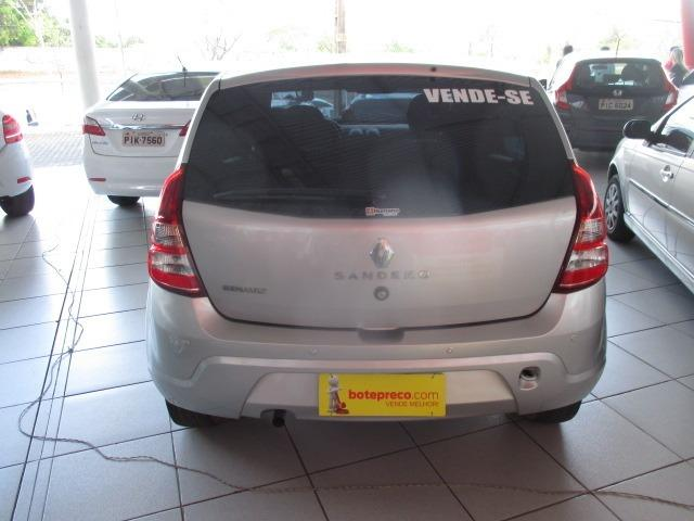 Sandero 1.0 Authentique 16V HI-FLEX 4P Manual 2013/2013 - Foto 6