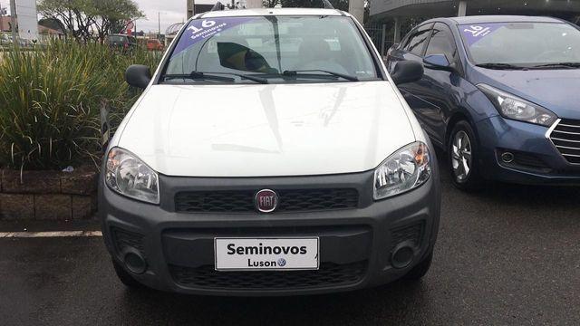 Fiat Strada Working 1.4 CS - Foto 2