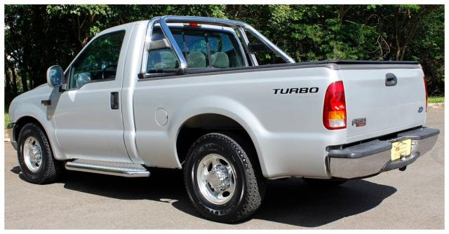 Ford F-250 XLT 4.2 TURBO CS 2P - Foto 2