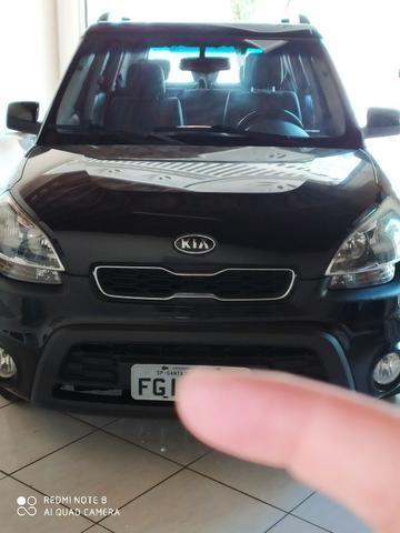 Kia Soul - Preta (Automático)