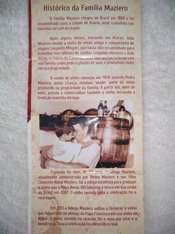 Licor de Jabuticaba Artesanal 370ML - Circuito das Frutas - Interior de SP - Foto 5