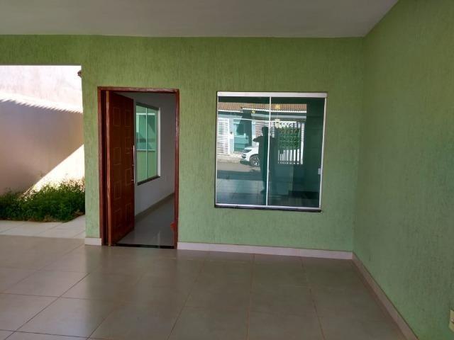 Vendo Casa Nova na entrada Principal de Formosa GO - Foto 2