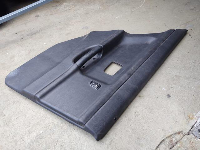 Forro porta BMW E36 sedan traseiro esquerdo - Foto 2