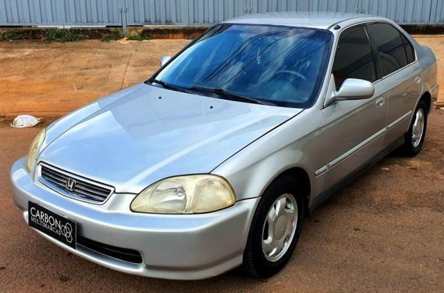 CIVIC 1998/1998 1.6 EX 16V GASOLINA 4P AUTOMÁTICO - Foto 4