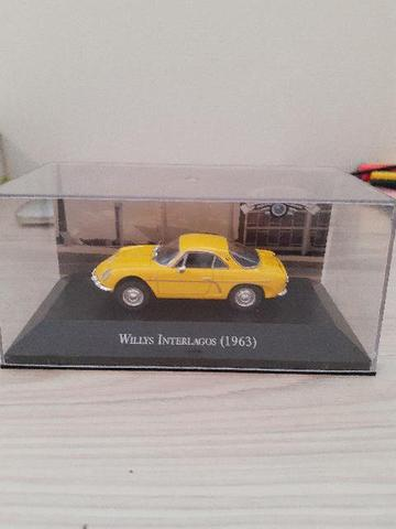 Miniatura Willys Interlagos 1963