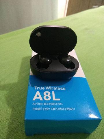 Fone airdotes sem fio wireless