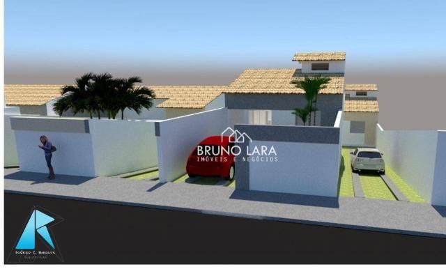 Casa com 3 dormitórios à venda, 70 m² por R$ 170.000 - Planalto - Mateus Leme/MG - Foto 5