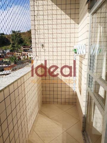 Apartamento à venda, 3 quartos, 1 vaga, Lourdes - Viçosa/MG - Foto 10