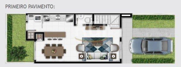 Casa à venda com 3 dormitórios em Aberta dos morros, Porto alegre cod:MI269874 - Foto 3