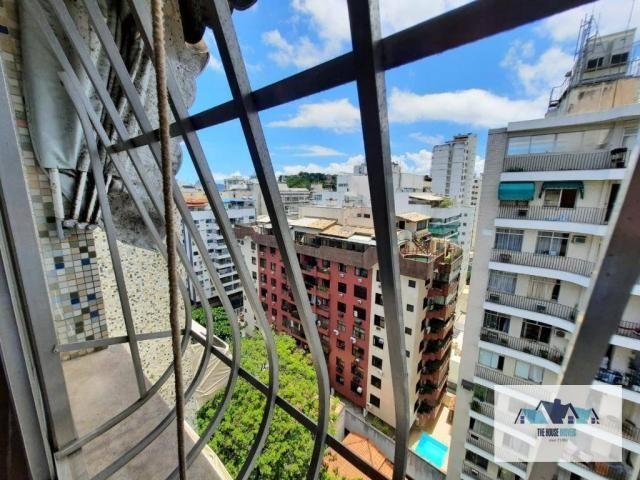 Excelente Apartamento com 1 dormitório 2 banheiros  para alugar, 50 m² por R$ 1.100/mês -  - Foto 10