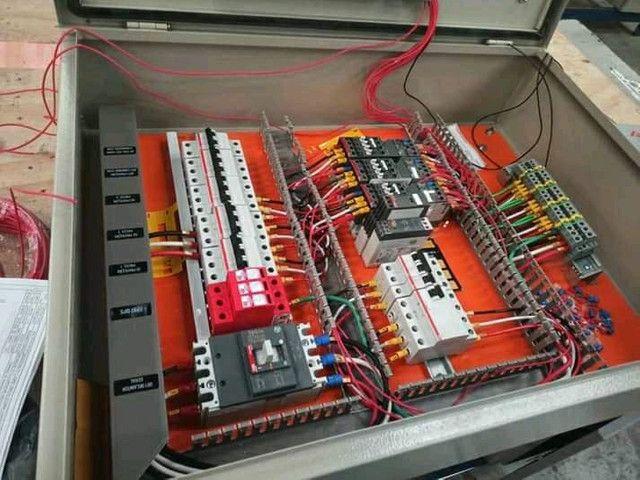 Eletricista industrial predial e residencial. - Foto 3