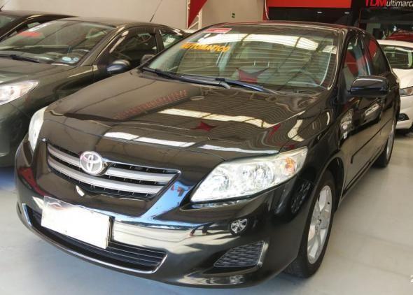 Toyota Corolla GLi 1.8 Flex 16V  Aut. 2010/2011 - Foto 7