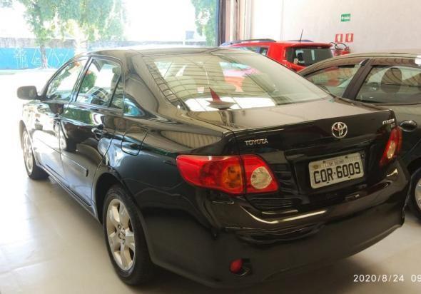 Toyota Corolla GLi 1.8 Flex 16V  Aut. 2010/2011 - Foto 6