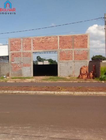 Galpão/Pavilhão Salão Comercial para Venda em Sonho Verde Itumbiara-GO