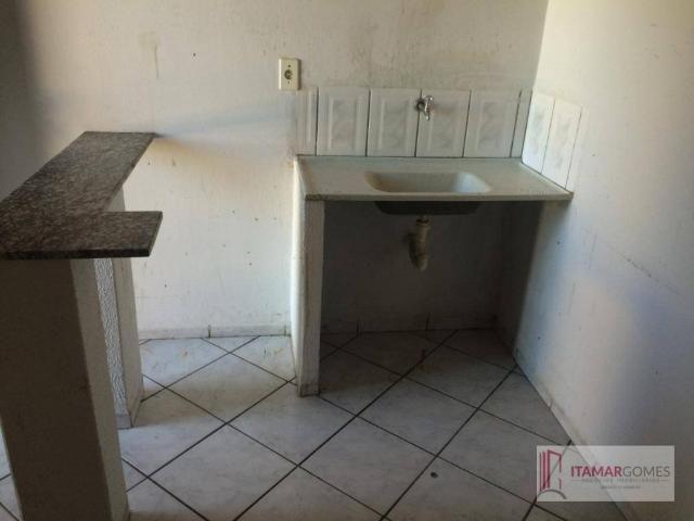 Apartamento com 1 dormitório para alugar por R$ 450/mês - Setor Central - Gurupi/TO - Foto 2