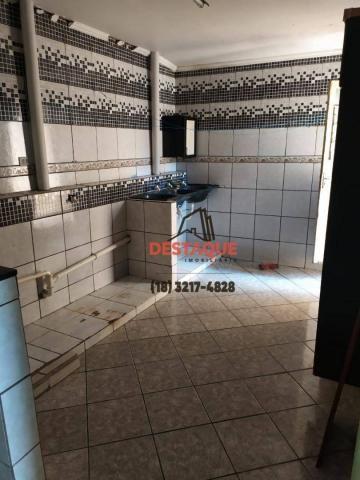 Casa com 2 dormitórios para alugar, 200 m² por R$ 700,00/mês - Parque José Rotta - Preside - Foto 8