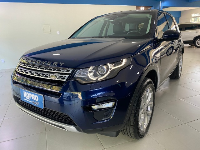 Land Rover Discovery Sport 2.0 Si4 Hse 2016 - Foto 3